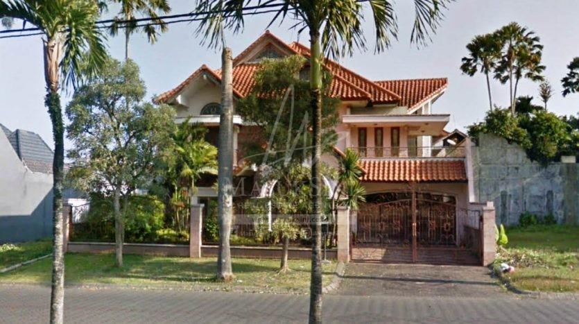 Rumah Pondok Blimbing Indah Dijual di Malang