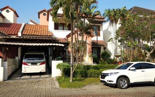Rumah Dijual Crystal Golf Citraland, Surabaya Barat