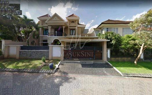 Rumah Disewakan di Istana Dieng Malang