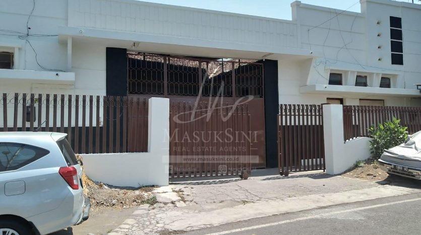 Gudang Dijual di Jl Juanda Jodipan Malang