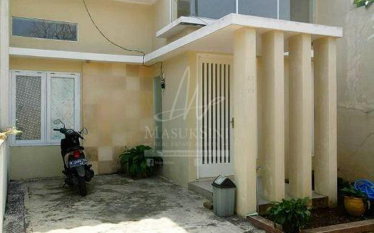 Rumah Dijual Tengah Kota Celaket Malang