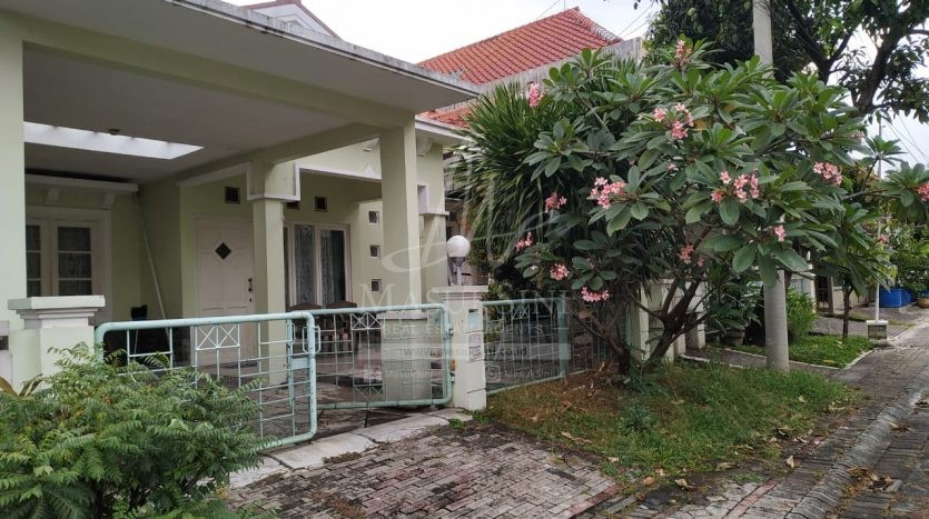 Rumah Pondok Blimbing Indah Araya Dijual di Malang