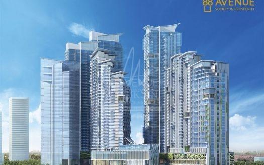 Apartment Avenue88 Dijual di Surabaya