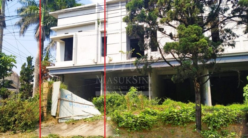 Ruko Baru di Danau Maninjau Sawojajar Dijual di Malang
