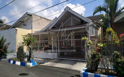 Rumah Dirgantara Permai Sawojajar Dijual di Malang