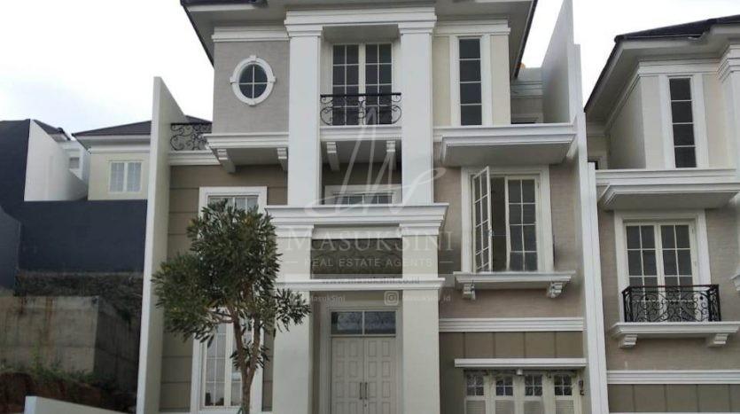 Rumah Mewah di Citra Garden City Malang