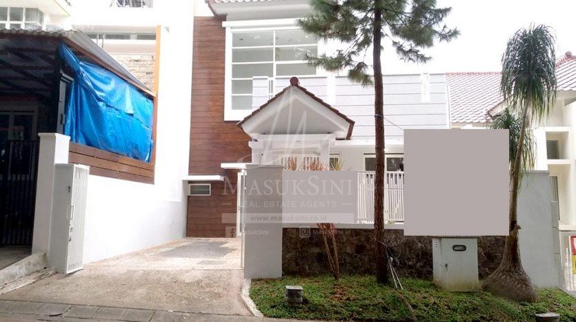 Rumah Modern Siap Huni Villa Puncak Tidar