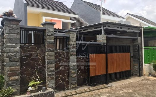 Rumah Siap Huni Grand Pakis Regency