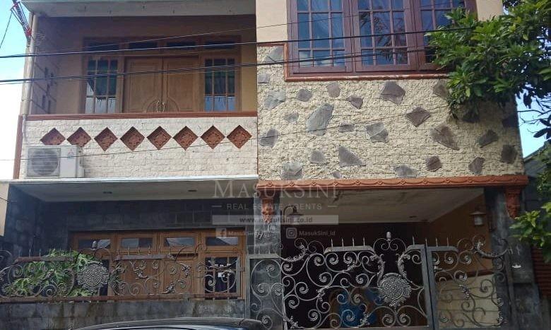 Rumah Siap Huni Tengah Kota Malang