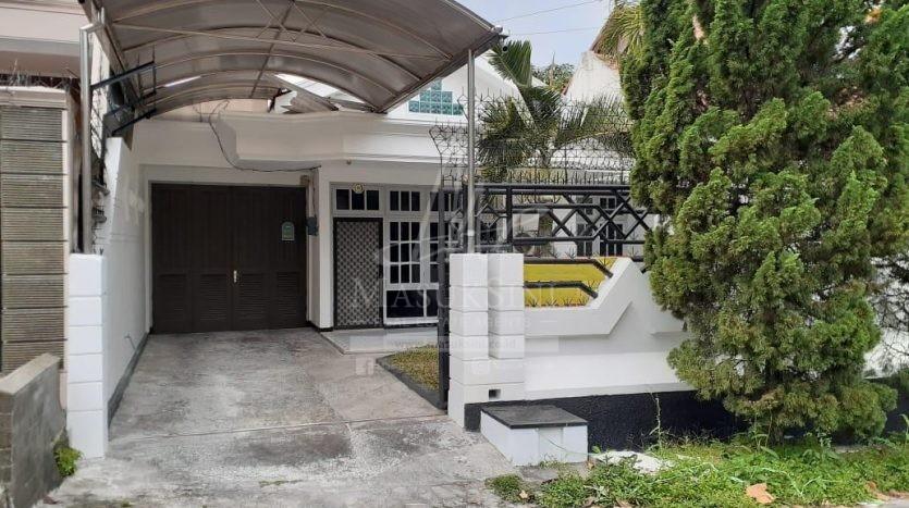 Rumah Telaga Bodas Tidar Dijual di Malang