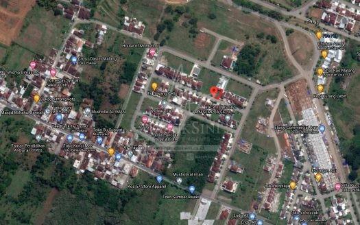 Dijual Tanah di Villa Puncak Tidar Malang