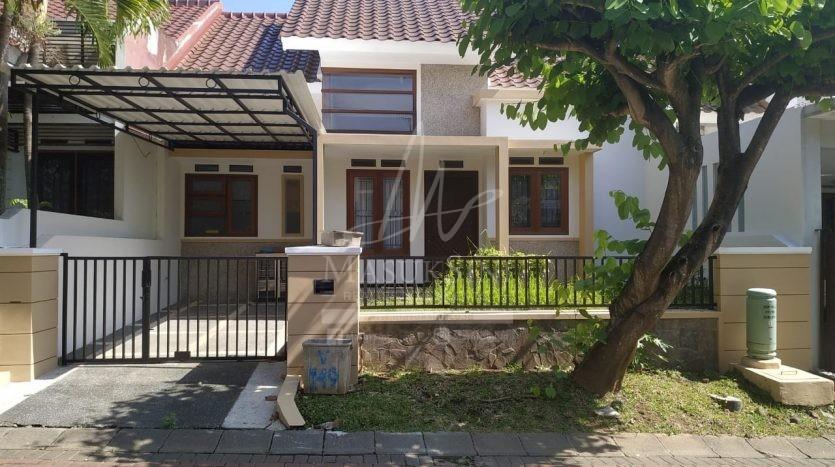 Rumah Disewakan di Villa Puncak Tidar Malang