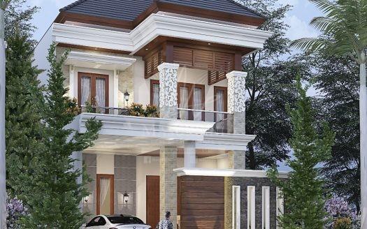 Rumah Mewah di Jl Bantaran Lowokwaru Malang