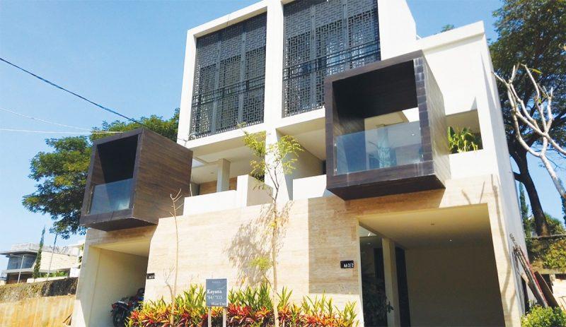 Rumah Dengan Konsep Resort Style Living