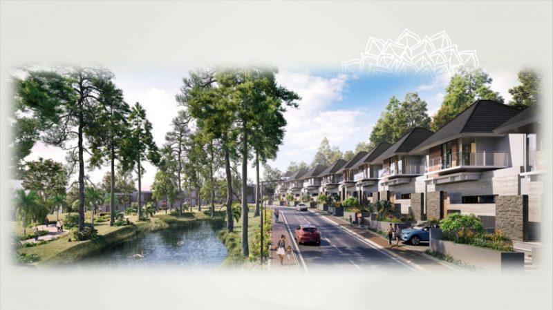 Rumah Dengan Konsep Resort and Residences