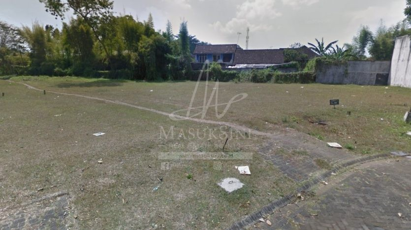 Tanah Dijual Murah Graha Golf Araya Malang