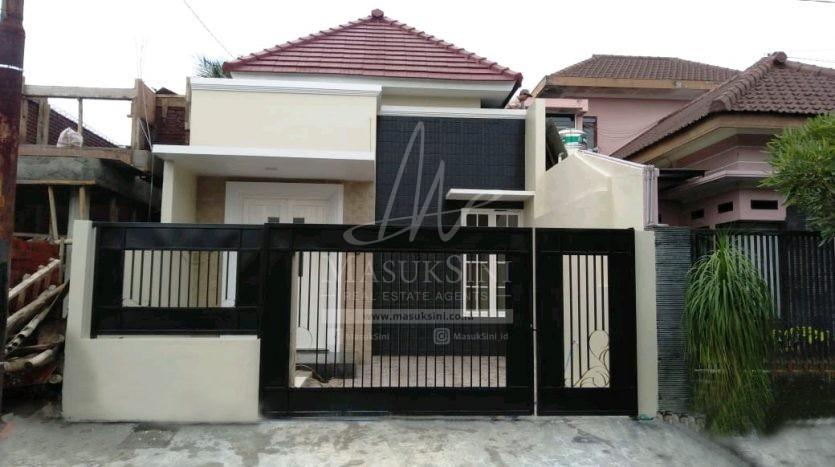 Dijual Rumah Siap Huni di Bantaran Indah Malang