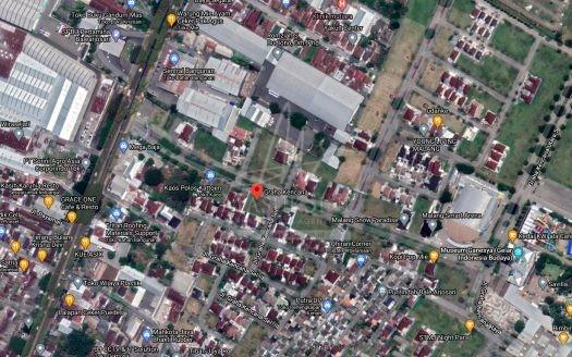 Dijual Tanah Kavling Graha Kencana Raya Karanglo Malang