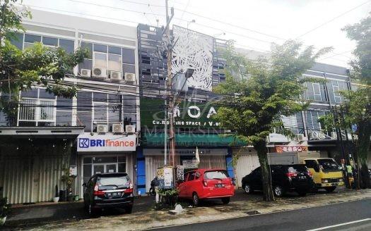 Ruko Jejer Dijual di Bunga Bunga Malang