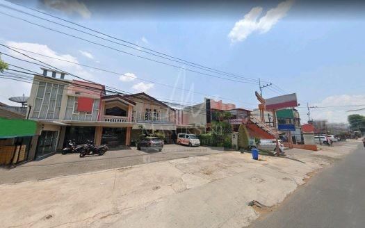 Rumah Usaha Strategis di Tumenggung Suryo Kota Malang