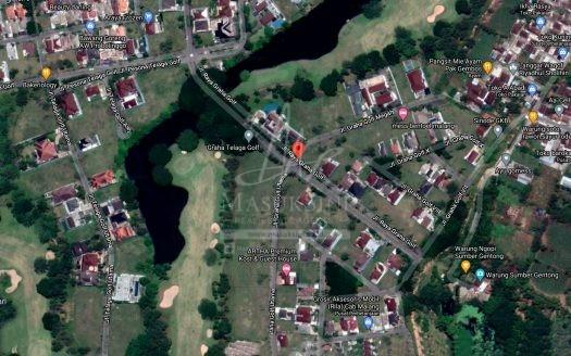 Tanah Dijual di Raya Graha Golf Araya Malang