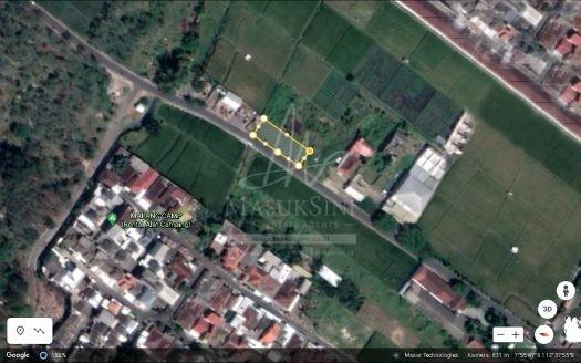 Tanah Dijual di Terusan Soekarno Hatta Malang