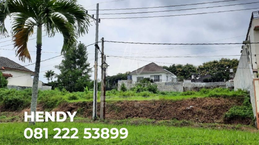Tanah Siap Bangun di Bukit Dieng Malang