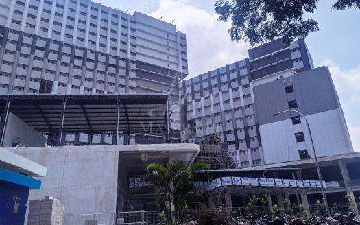 Begawan Apartment Malang, Tipe Studio Dijual di Raya Tlogomas Malang