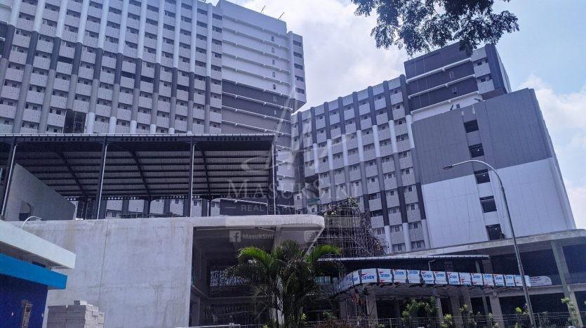 Begawan Apartment di Raya Tlogomas Malang
