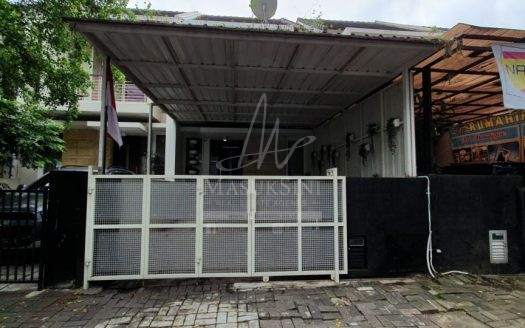 Rumah Siap Huni Fully Furnished di Araya Malang
