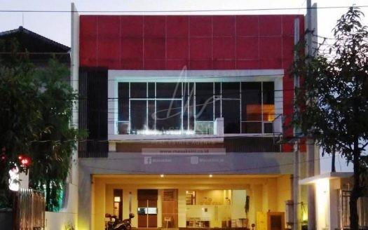 Rumah Usaha Strategis di Sulfat Malang