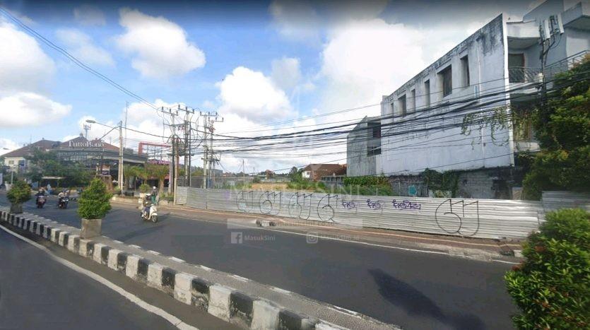 Tanah Pusat Perdagangan di Denpasar Dijual di Bali