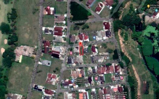 Tanah di Graha Golf Araya Dijual di Malang