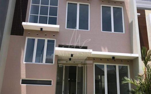 Disewakan Rumah Baru Minimalis di Ijen Nirwana
