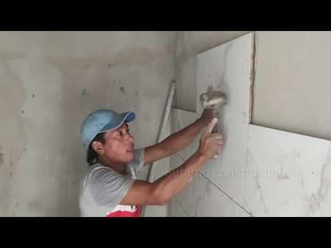 Pasang Keramik pada Dinding