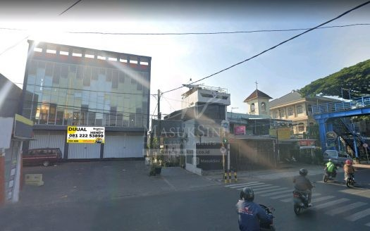 Ruko Strategis Dijual di Jl Raya Blimbing Malang