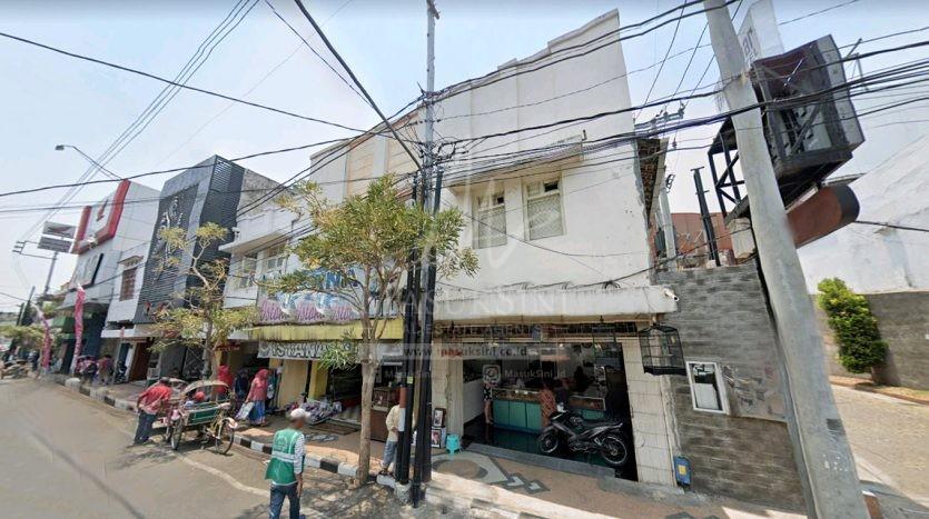 Ruko Strategis Dijual di Pusat Kota Pasar Besar Malang