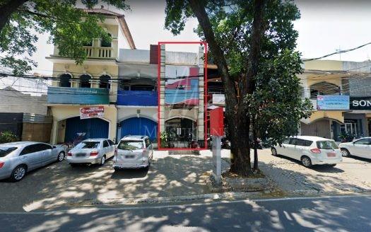 Ruko di Jl Sarangan Dijual di Malang