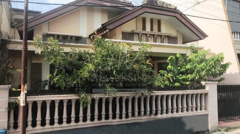 Rumah Siap Huni Dijual di Dinoyo Malang