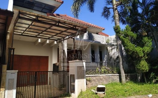 Rumah Siap Huni Villa Puncak Tidar Dijual di Malang