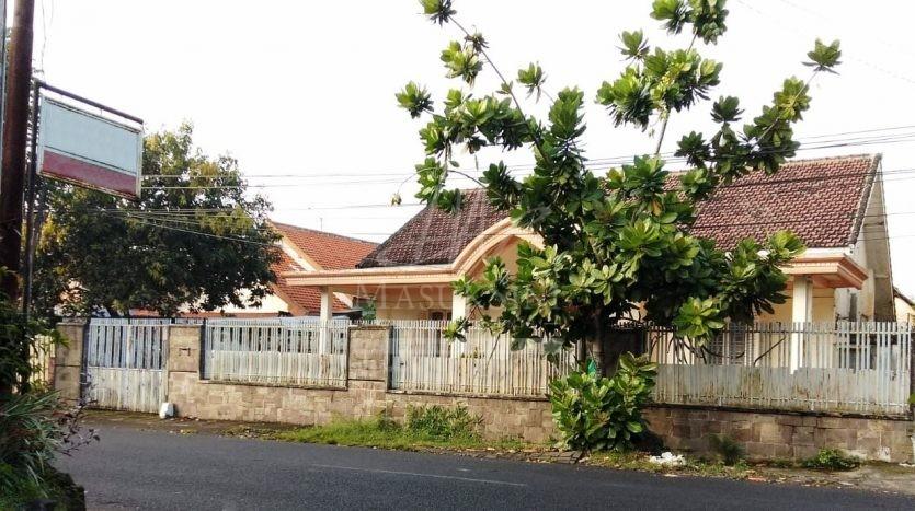 Rumah Siap Huni di Jl Kaliurang Dijual di Malang