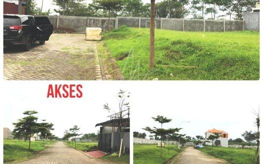 Tanah Siap Bangun di Denmoza Hill Araya Malang