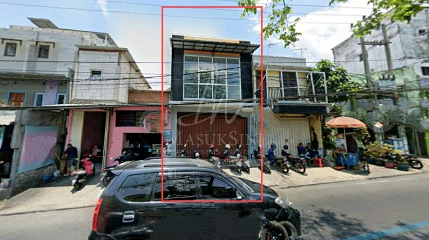 Ruko Strategis di Raya Sumbersari Dijual di Malang