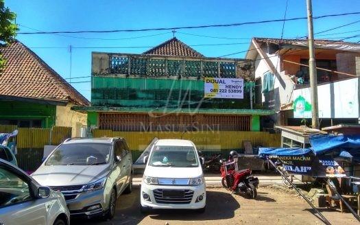 Rumah Usaha Strategis Jl Kawi Dijual di Malang