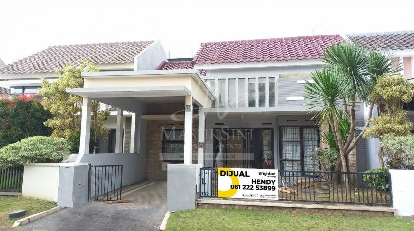 Rumah di Villa Puncak Tidar Dijual di Malang