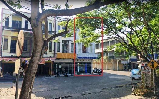 Ruko Poros Jalan di Jl S Parman Disewakan di Blimbing Malang