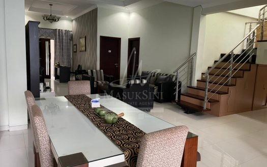 Rumah Mewah di Delta Dieng Dijual di Malang