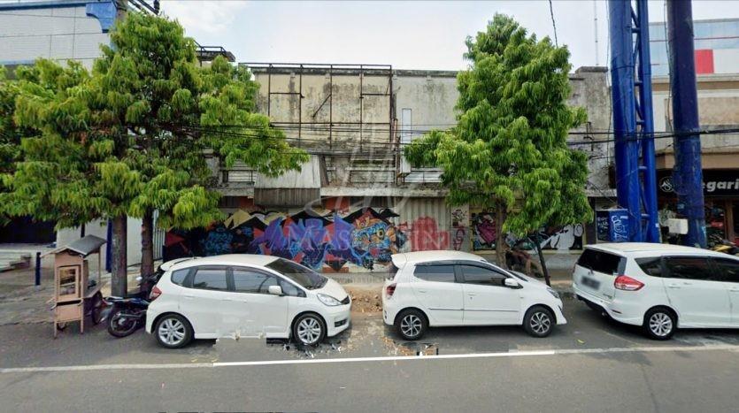 Rumah Usaha Strategis di Basuki Rahmat Kauman Malang