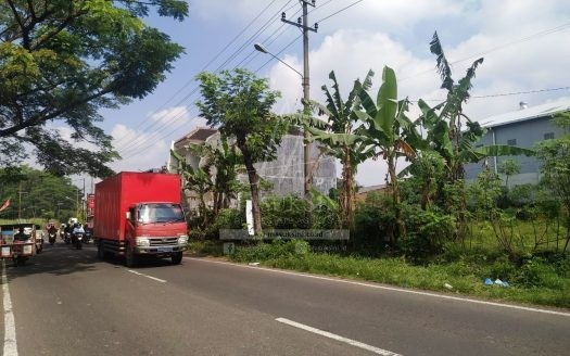 Tanah Dijual di Ampeldento Pakis Malang