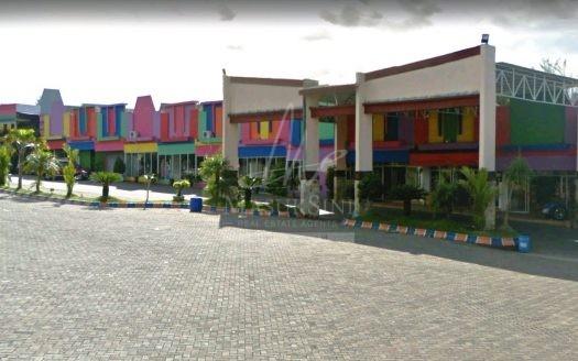 Tanah Luas Strategis di Jl Diponegoro Batu Dijual Bonus Bangunan